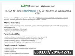 Miniaturka domeny daw.pl