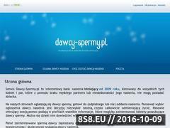 Miniaturka domeny dawcy-spermy.pl