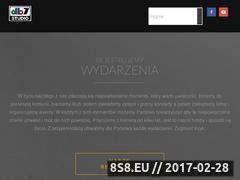 Miniaturka domeny www.db7studio.pl