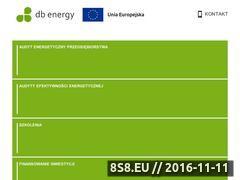 Miniaturka domeny www.dbenergy.pl