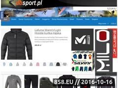 Miniaturka domeny dbsport.pl