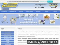 Miniaturka domeny debempompy.eu