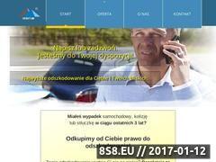 Miniaturka www.debitum.com.pl (Odkup odszkodowań)