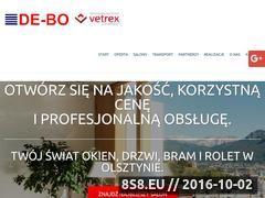 Miniaturka domeny debo.pl