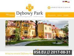 Miniaturka domeny debowy-park.pl