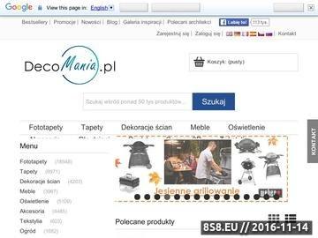 Zrzut strony Fototapety, obrazy na płótnie - DecoMania.pl