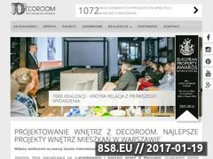 Miniaturka domeny www.decoroom.eu