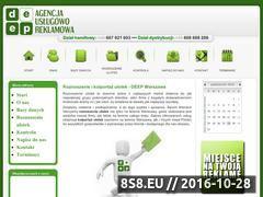 Miniaturka domeny www.deep.waw.pl