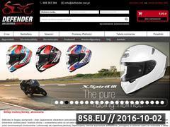 Miniaturka domeny www.defender.net.pl