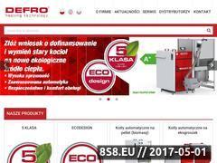 Miniaturka domeny defro.pl