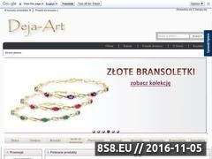 Miniaturka domeny deja-art.pl