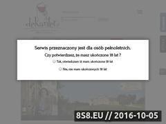 Miniaturka domeny dekanter.pl