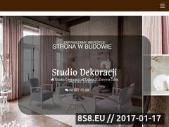 Miniaturka domeny dekoracje-okien.com.pl