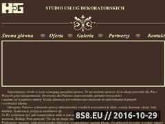 Miniaturka domeny dekoracje.hg-studio.pl