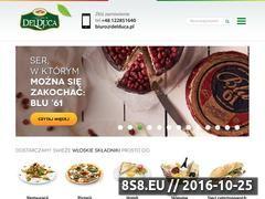 Miniaturka domeny delduca.pl
