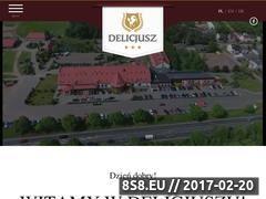Miniaturka domeny www.delicjusz.pl