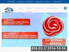 Miniaturka domeny www.demeter.com.pl