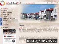 Miniaturka domeny www.denex.pl