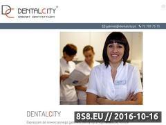 Miniaturka domeny www.dentalcity.pl
