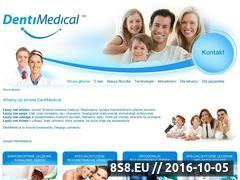 Miniaturka Usługi stomatologiczne (www.dentimedical.pl)
