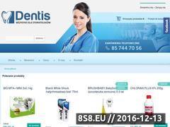 Miniaturka domeny dentis24.pl