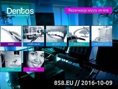 Miniaturka domeny www.dentos.pl
