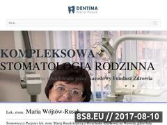 Miniaturka dentysta-sosnowiec.pl (Dentysta Sosnowiec)