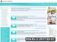 Miniaturka domeny www.dentysta-stomatolog.olsztyn.pl