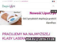 Miniaturka domeny depi-light.pl