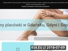 Miniaturka depilacjavectus.pl (DepilacjaVectus - depilacja laserem)