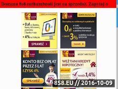 Miniaturka domeny www.deratteam.pl