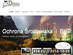 Miniaturka domeny www.derim.pl