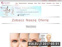 Miniaturka domeny dermamed-estetica.pl