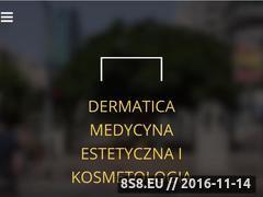 Miniaturka domeny dermatica.com.pl