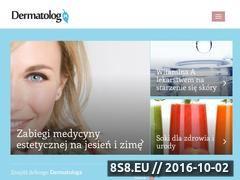 Miniaturka domeny dermatolog.pl