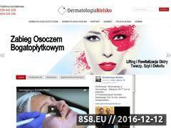 Miniaturka domeny dermatologiabielsko.pl