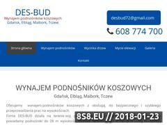 Miniaturka domeny desbud.com