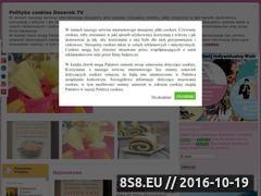 Miniaturka domeny deserektv.pl