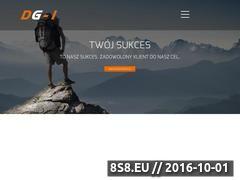 Miniaturka www.designgroup1.pl (Usługi IT)