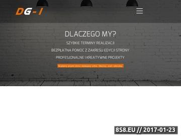 Zrzut strony Budowa stron WWW oraz sklepów internetowych