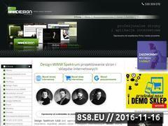 Miniaturka domeny www.designspektrum.pl