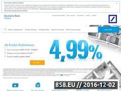 Miniaturka domeny www.deutsche-bank-pbc.pl