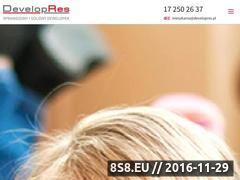 Miniaturka domeny www.developres.pl