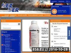 Miniaturka domeny dezder.com.pl
