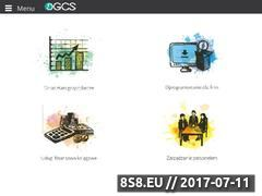 Miniaturka domeny dgcs.pl