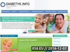 Miniaturka domeny diabetyk.info