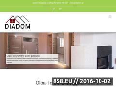 Miniaturka domeny diadom.pl