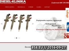 Miniaturka Naprawa i regeneracja turbosprężarek, pomp (www.diesel-klinika.pl)