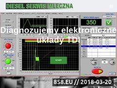 Miniaturka dieselserwismleczna.pl (Naprawa układów Diesel)