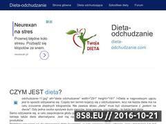 Miniaturka domeny dieta-odchudzanie.com